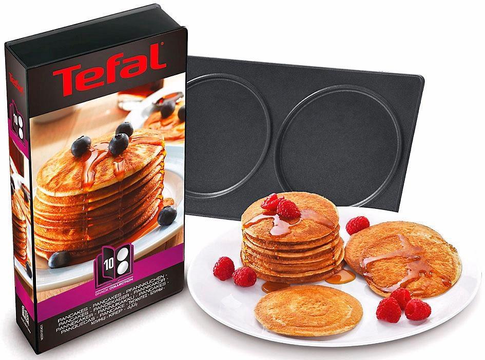 Tefal Platte Pfannkuchen XA8010, Zubehör Snack-Collection