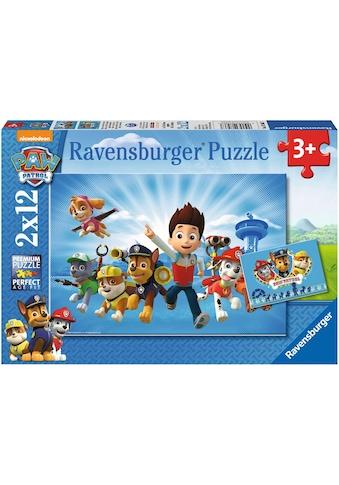 Ravensburger Puzzle »Ryder und die Paw Patrol«, Made in Europe, FSC® - schützt Wald -... kaufen