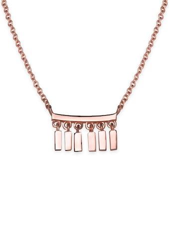 ROSEFIELD Kette mit Anhänger »Iggy Multi drop necklace rosegold, JMDNR - J052« kaufen