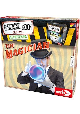 Noris Spiel »Erweiterungsspiel, Escape Room: The Magician«, Made in Germany kaufen