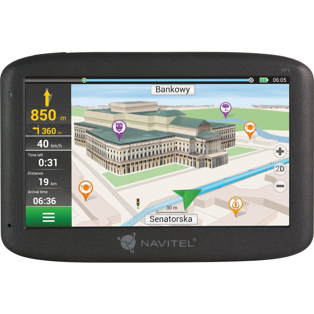 NAVITEL Navigationsgerät »F150«