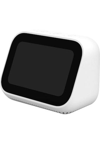 Xiaomi Radiowecker »Mi Smart Clock«, (Bluetooth-WLAN ) kaufen