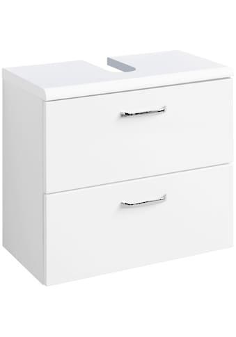 HELD MÖBEL Waschbeckenunterschrank »Fontana«, Breite 60 cm, mit Soft-Close-Funktion kaufen