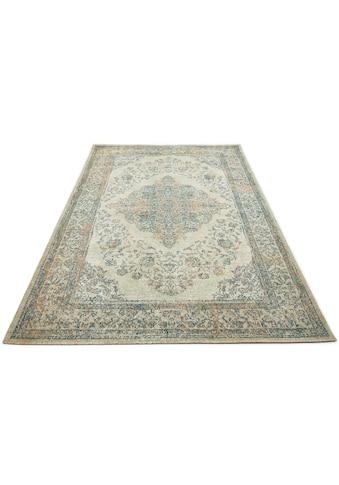 GALLERY M branded by Musterring Teppich »Bordüre«, rechteckig, 5 mm Höhe, Flachgewebe,... kaufen