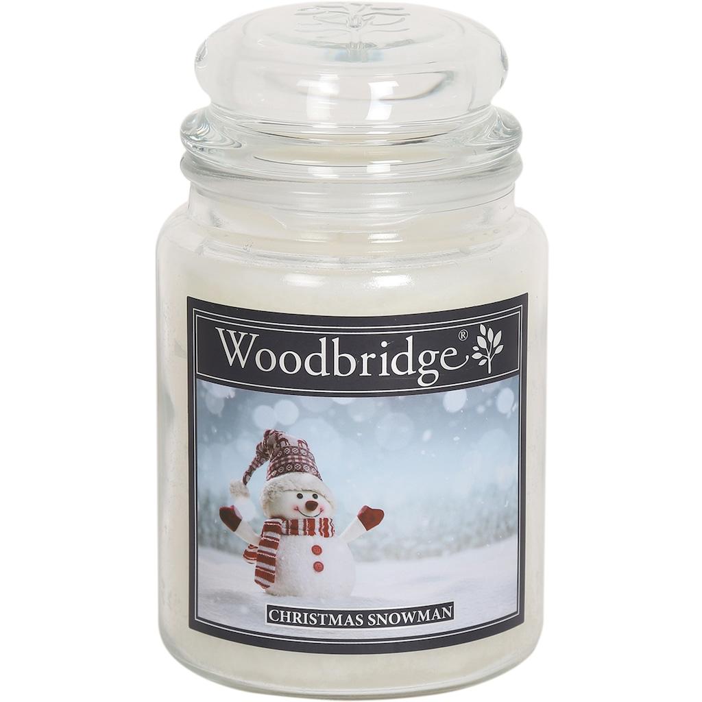 Woodbridge Duftkerze »Christmas Snowman«