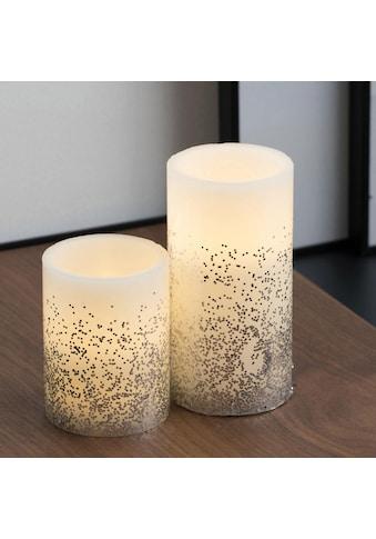 Pauleen LED-Kerze »Glowing Glitter Candle 2er Set« kaufen