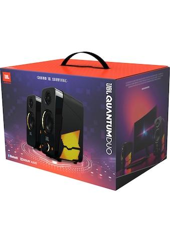 JBL PC-Lautsprecher »Quantum Duo« kaufen