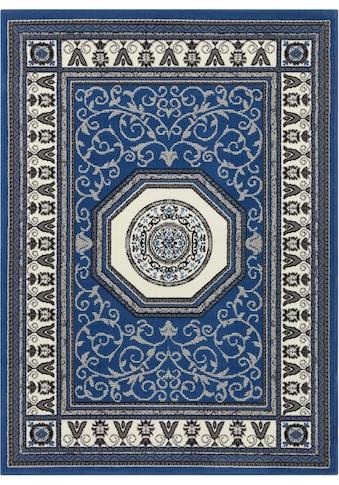 DELAVITA Teppich »Nolen«, rechteckig, 8 mm Höhe, Wohnzimmer kaufen