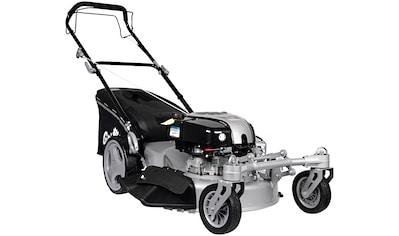 Grizzly Tools Benzinrasenmäher »BRM 56-161 BSA Q-360°«, 56 cm Schnittbreite, mit... kaufen
