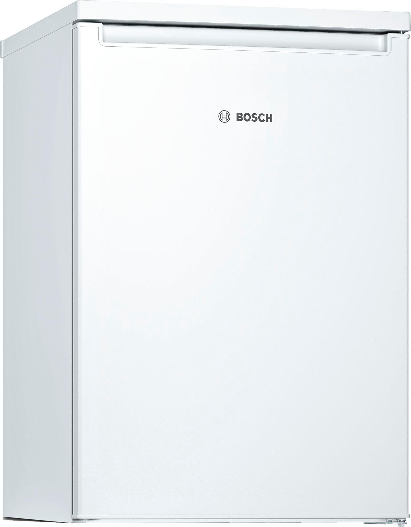 BOSCH Kühlschrank, 85 cm hoch, 56 cm breit | Küche und Esszimmer > Küchenelektrogeräte > Kühlschränke | Weiß | BOSCH