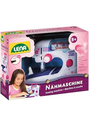 "Lena® Kinder - Nähmaschine ""Sew Nice"" kaufen"