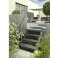 DOLLE Außentreppe »Gardentop«, Stahlwangen-Ergänzungsset 2, für 1 Stufe