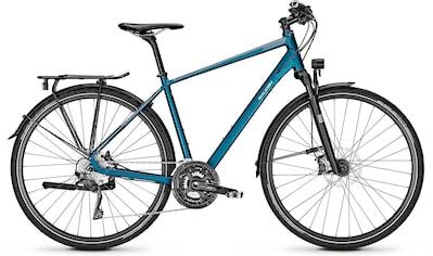Raleigh Trekkingrad »RUSHHOUR 7.0«, 30 Gang Shimano Deore XT Schaltwerk, Kettenschaltung kaufen