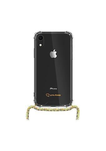 Lotta Power SoftCase »Power Handy - Kette iPhone (XR)« kaufen