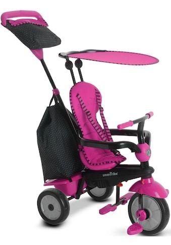 smarTrike® Dreirad »Glow, Pink«, mit Sonnenschutzdach kaufen