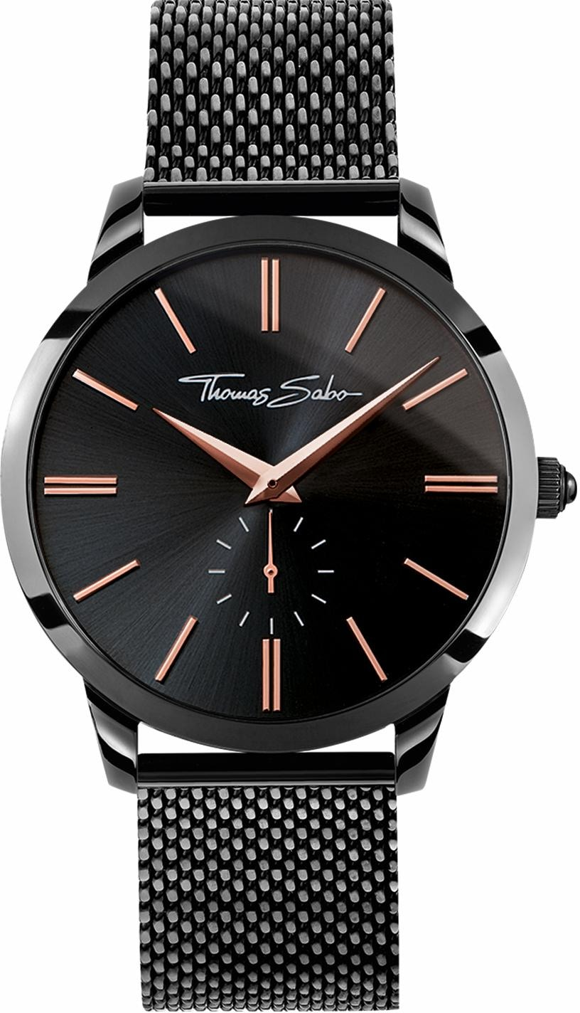 THOMAS SABO Quarzuhr »REBEL SPIRIT, WA0271-202-203« | Uhren > Quarzuhren | Thomas Sabo