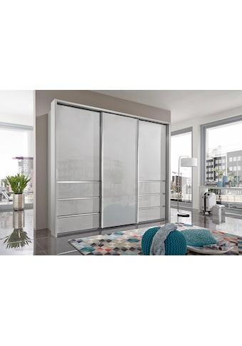 WIEMANN Schwebetürenschrank »Malibu«, mit Glasfront kaufen