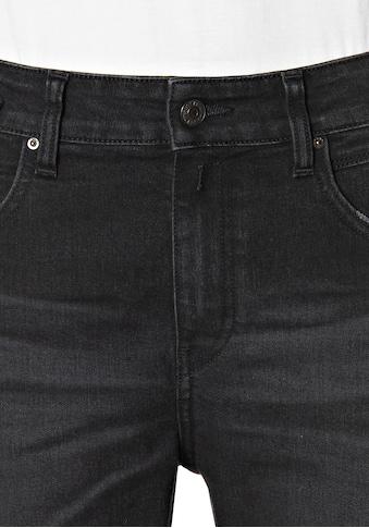 Replay Stretch-Jeans »Marty-Bio«, dezenter Used-Look mit Krempelsaum kaufen