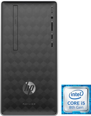 hp pavilion 590 p0340ng gaming pc intel core i5 gtx. Black Bedroom Furniture Sets. Home Design Ideas