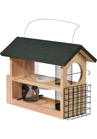 dobar Vogelhaus, BxTxH: 39x19x29 cm kaufen