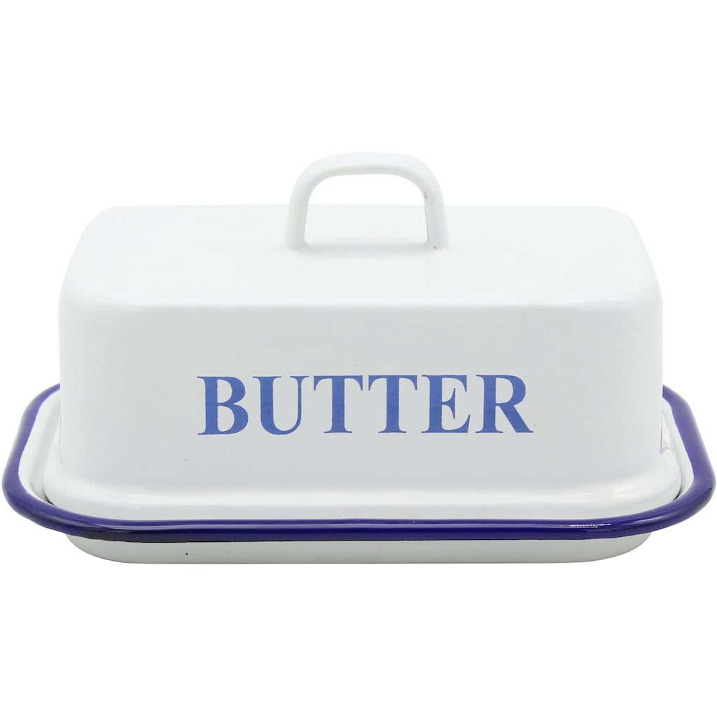 Krüger Butterdose »Husum«, (1 tlg.)