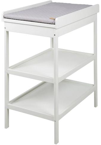 roba® Wickelregal »Style, weiß«, inkl. Wickelauflage, 55 cm kaufen