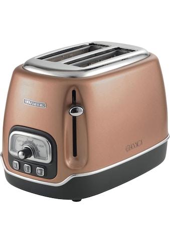 Ariete Toaster »Classica kupfer 158KU«, für 2 Scheiben, 815 Watt kaufen
