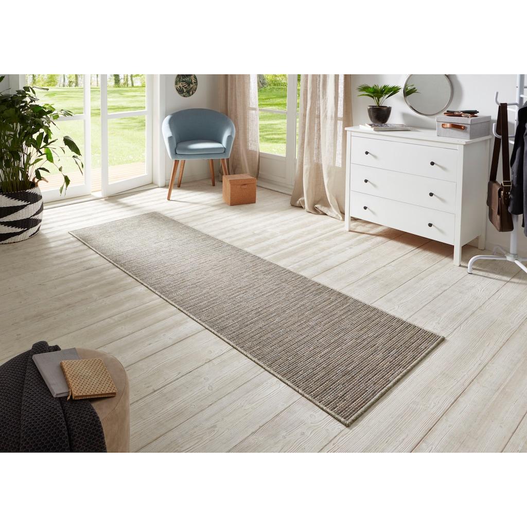 BT Carpet Läufer »Nature 400«, rechteckig, 5 mm Höhe, Sisal-Optik, In- und Outdoor geeignet