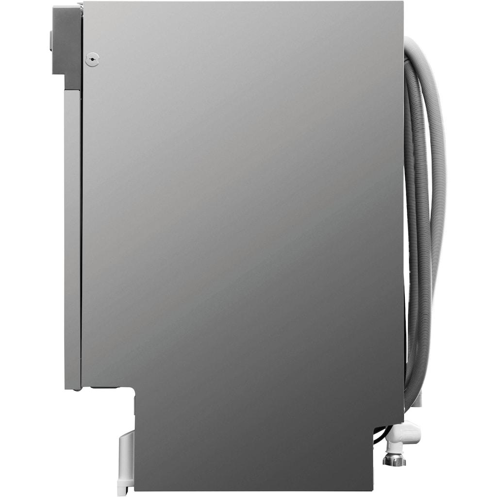 BAUKNECHT integrierbarer Geschirrspüler, 9 Liter, 10 Maßgedecke