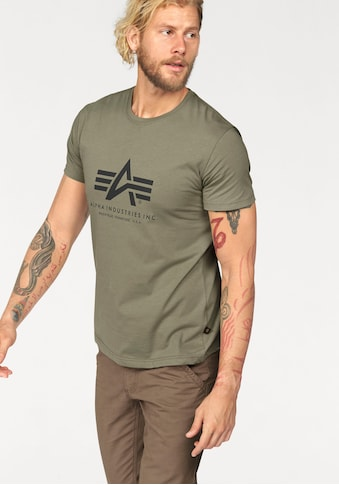 Alpha Industries T-Shirt »Basic T-Shirt« kaufen