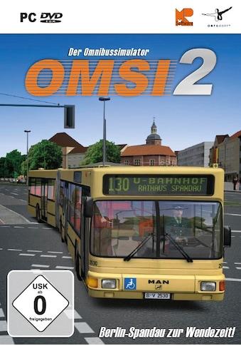 OMSI 2  -  Der Omnibussimulator2 PC kaufen