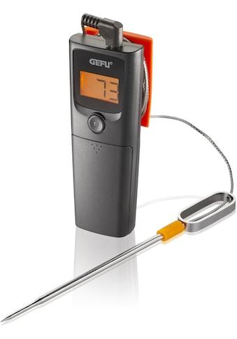GEFU Grillthermometer »CONTROL«, Bluetooth gesteuert mit bis zu 50 Meter Reichweite in Echtzeitübertragung kaufen