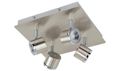 EGLO LED Deckenleuchte »PIERINO«, LED-Board, Warmweiß, LED tauschbar kaufen