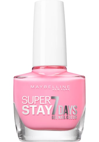 "MAYBELLINE NEW YORK Nagellack ""Superstay 7 Days"" kaufen"