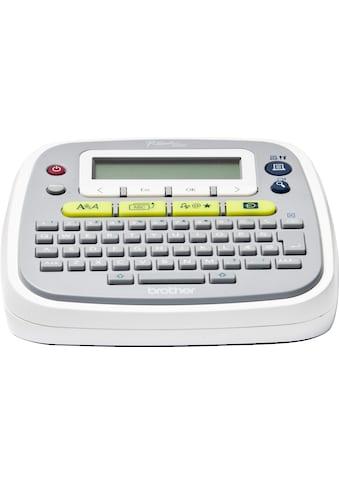 Brother mobiler Drucker »P-touch D200BW« kaufen