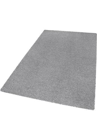 LUXOR living Teppich »Luton«, rechteckig, 5 mm Höhe, melierte Optik, Wohnzimmer kaufen