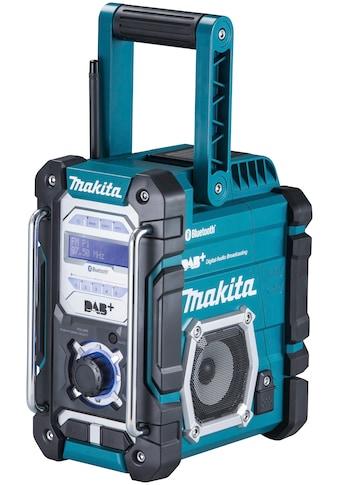 Makita Baustellenradio »DMR112«, (FM-Tuner-Digitalradio (DAB+) kaufen