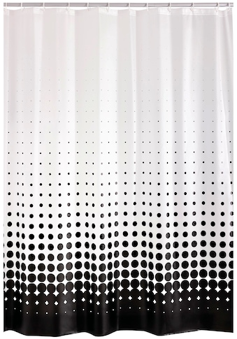 RIDDER Duschvorhang »Blacky«, ca. 240x180 cm kaufen