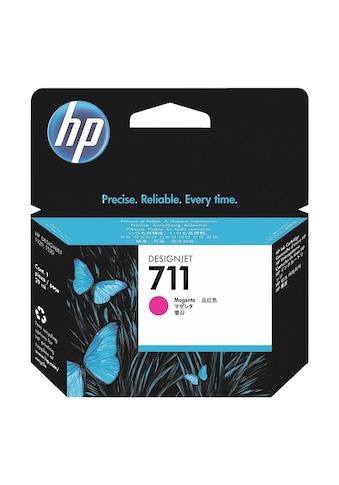 HP Tintenpatrone »CZ131A» HP 711 kaufen