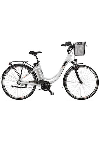 Telefunken E-Bike »Multitalent RC865«, 3 Gang, Shimano, Nexus, Mittelmotor 250 W, mit... kaufen
