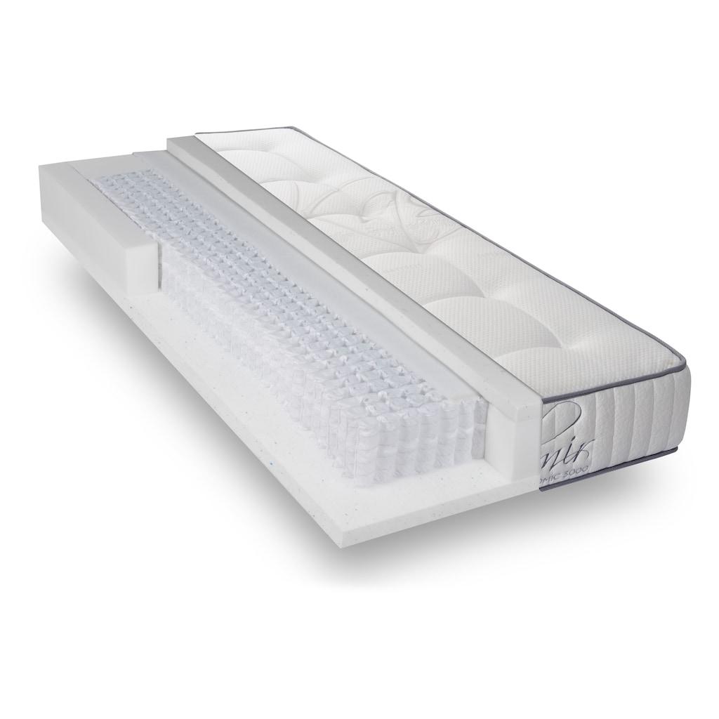 Revor Bedding Taschenfederkernmatratze »Kashmir Anatomic 1500 Gelpulse«, 28 cm cm hoch, (1 St.), für jeden Schlaftyp geeignet!