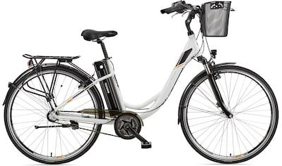 Telefunken E - Bike »Multitalent RC865«, 3 Gang Shimano Nexus Schaltwerk, Mittelmotor 250 W kaufen