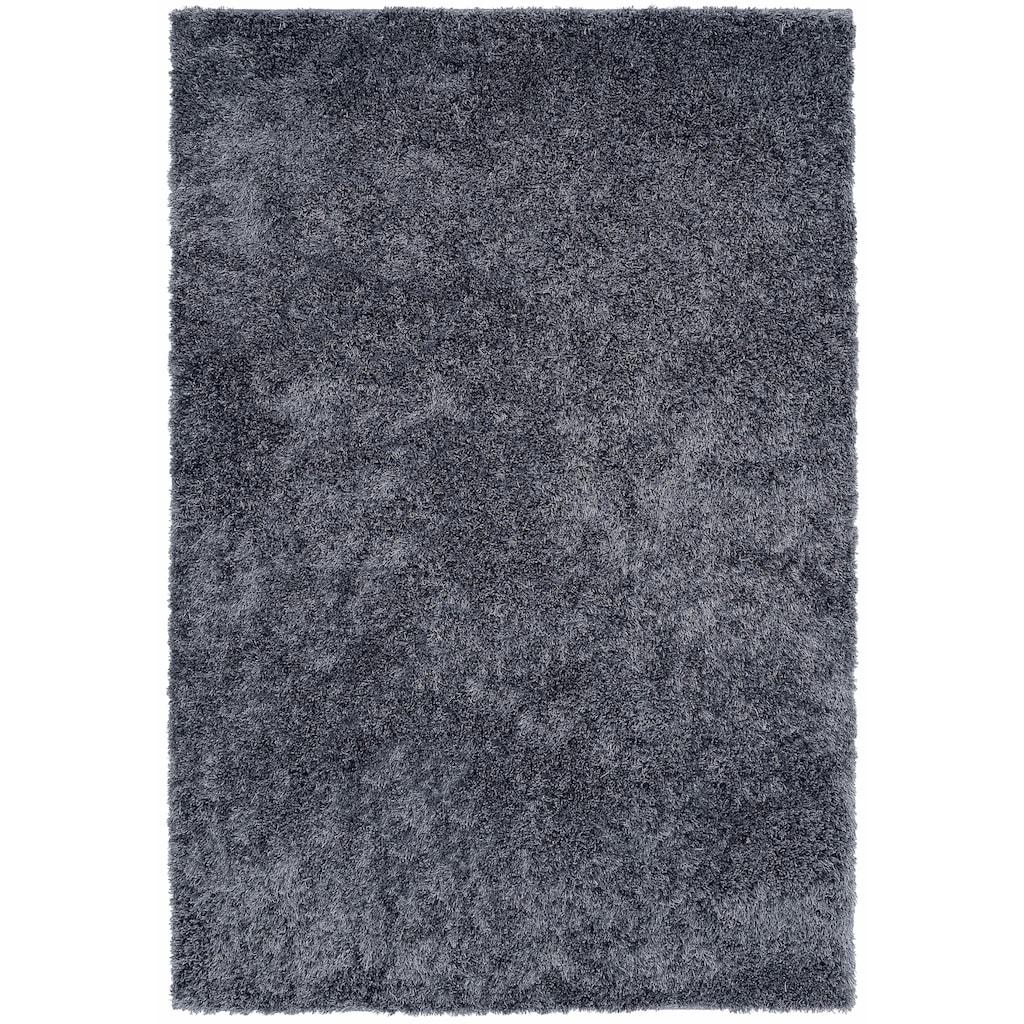 Barbara Becker Hochflor-Teppich »Emotion«, rechteckig, 40 mm Höhe