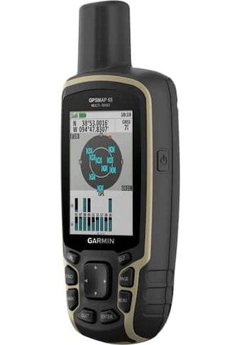 Garmin Outdoor-Navigationsgerät »GPSMAP 65« kaufen