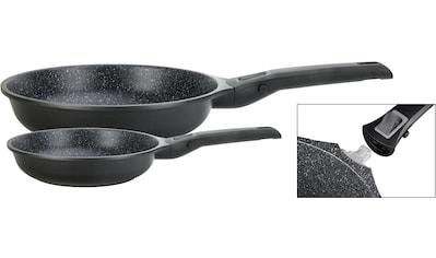 GSW Pfannen-Set »Easy Click«, Aluminiumguss, (Set, 2 tlg.), Induktion kaufen