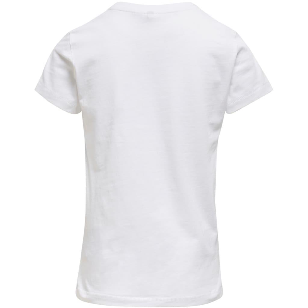KIDS ONLY T-Shirt »KONBABY«, Girl Squad Druck
