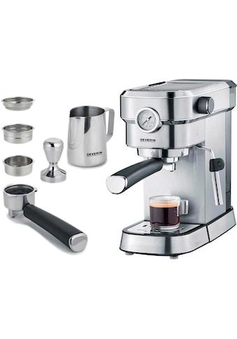"""Severin Espressomaschine »KA 5995 """"Espresa Plus""""«, inkl. Tamper und... kaufen"""