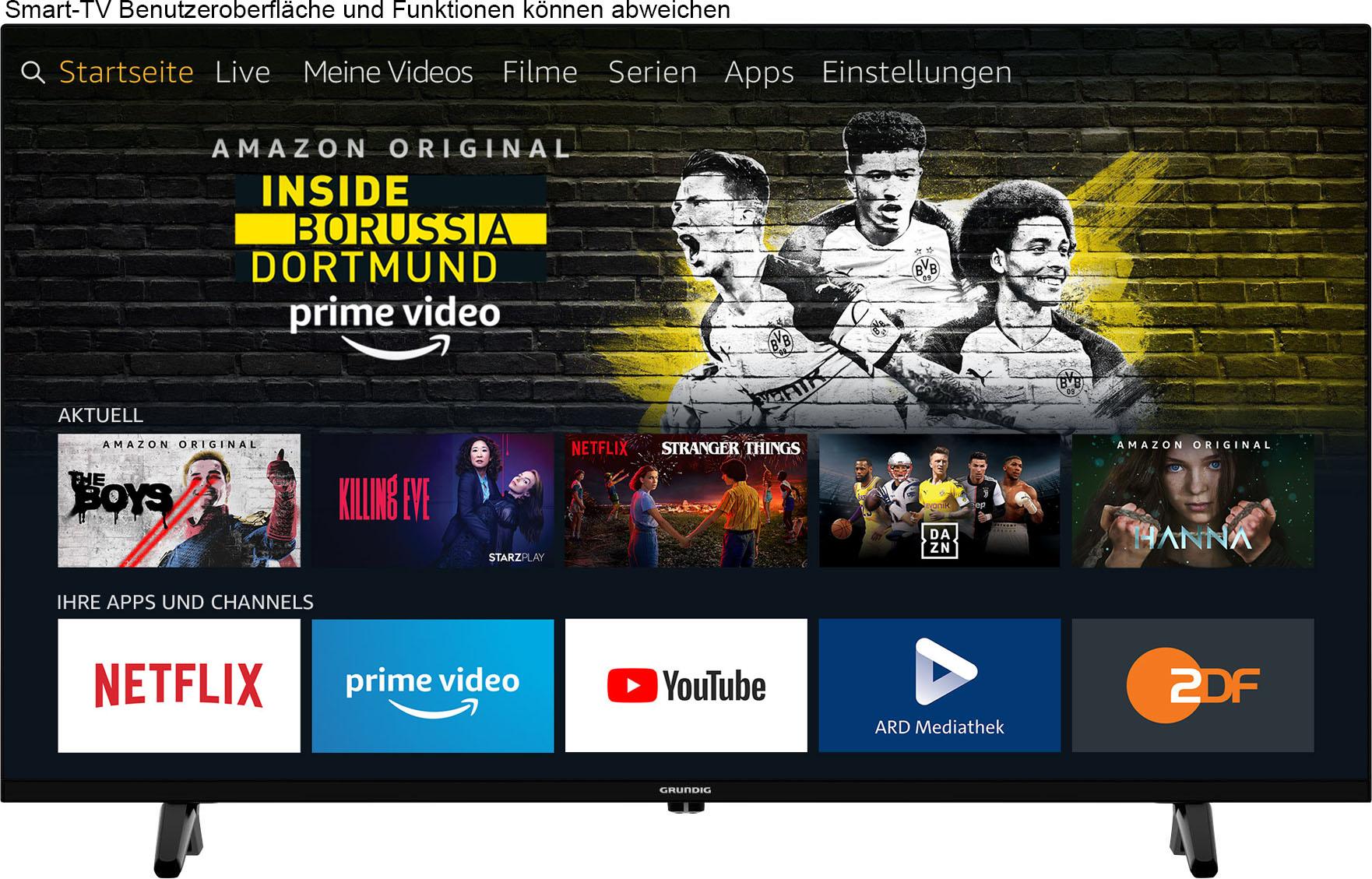 Grundig LED-Fernseher 40 VOE 61 Fire TV Edition TTE000 , 100 cm 40 , Full HD, Smart-TV, Fire-TV Edition