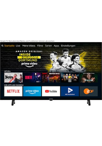 "Grundig LED-Fernseher »40 VOE 61 - Fire TV Edition TTE000«, 100 cm/40 "", Full HD, Smart-TV kaufen"