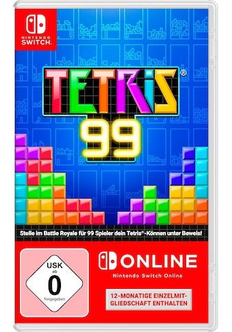 Nintendo Switch Spiel »Tetris 99«, Nintendo Switch kaufen